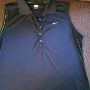 Sleeveless Nike Shirt